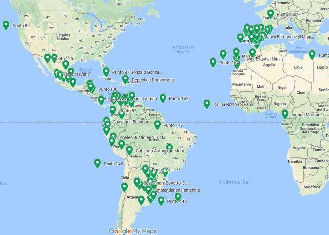 ¿Quieres unirte al mapa de pasioneseducativas?